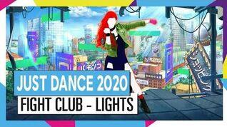Fight Club - Just Dance 2020