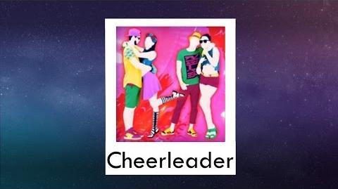 Just Dance 2016 Unlimited - Cheerleader