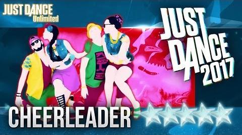 Just Dance 2017 Cheerleader (Felix Jaehn Remix) - 5 stars