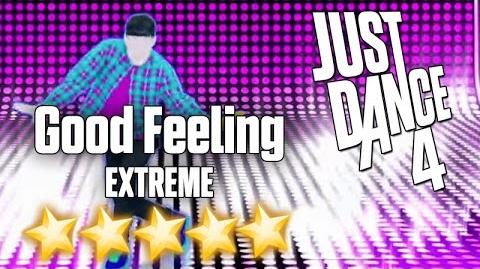 Just Dance 4 - Good Feeling (EXTREME) - 5 stars