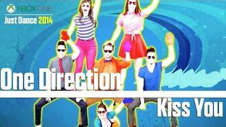 Kiss You - One Direction (6 Players) Just Dance 2014