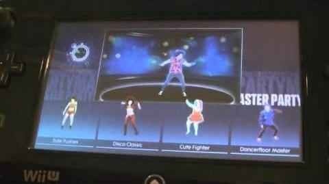 Teacher (Party Master Mode) - Just Dance 2016 (Wii U Gamepad View)