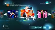 Burn jd2015 menu