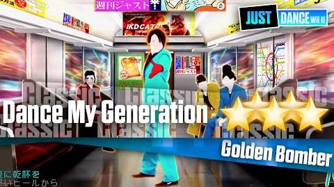 Dance My Generation - Just Dance Wii U