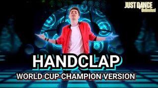 HandClap (Fanmade) - Just Dance 2017