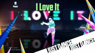 I Love It - Just Dance 2015