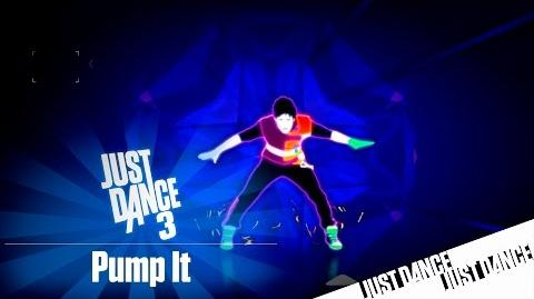 Just Dance 3 - Pump It Mashup