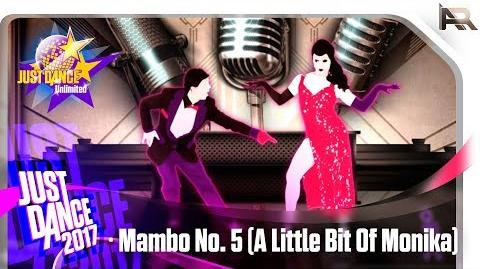 Just Dance Unlimited - Mambo No