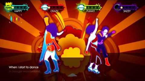 Boogie Wonderland - Just Dance 3