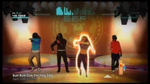 Dum Diddly - The Black Eyed Peas Experience (Wii)
