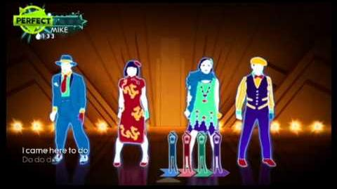 Dynamite - Just Dance 3 (Wii graphics)