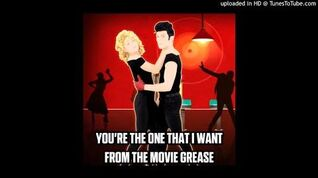 From The Movie Grease - You're The One That I Want