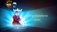 GangnamStyleDLC jd4 score wii