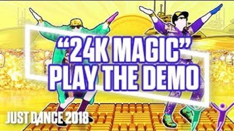 Just Dance 2018 Demo Play 24K Magic For Free Ubisoft US
