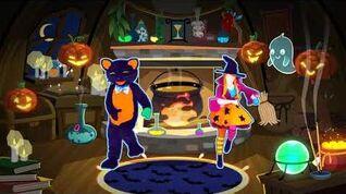 Just Dance 2018 Extract Magic Halloween (Kids) (NO GUI)