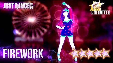 Just Dance 2018 Firework - 5 stars