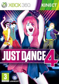 Just Dance 4 Xbox 360 (PAL)
