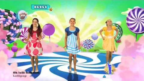Just Dance Kids 2 Lollipop