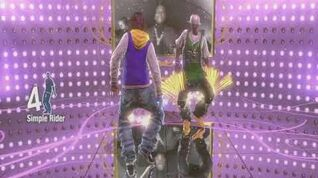 Return of the Mack - The Hip Hop Dance Experience (Wii) (Extraction)