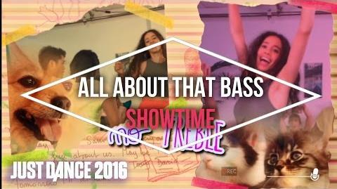 Just Dance 2016 Showtime - All About that Bass
