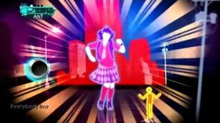 Just Dance 3 - Kim Wilde - Kids In America