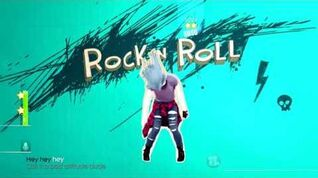 Rock N Roll - Just Dance 2014