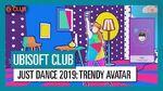 Ubisoft Club Rewards (Avatars) - Just Dance 2019 (UK)