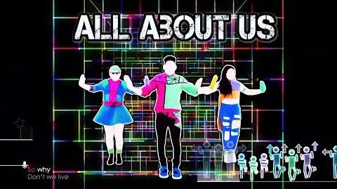 All About Us - Just Dance Now
