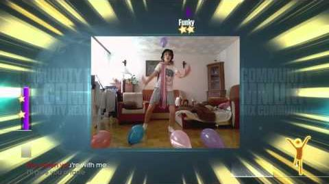 Birthday - Katy Perry JUST DANCE 2015 COMMUNITY REMIX 5 Stars