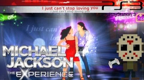 I Just Can't Stop Loving You - Michael Jackson The Experience (PS3)