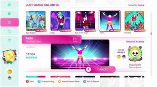 Just Dance 2020 (Unlimited) Fame 5*'s Gameplay
