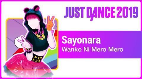Sayonara - Just Dance 2019