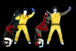 Original psy gangnam style dance