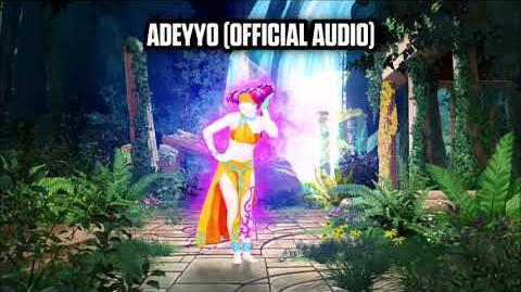 Adeyyo (Official Audio) - Just Dance Music