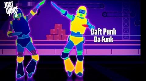 Da Funk - Just Dance 3