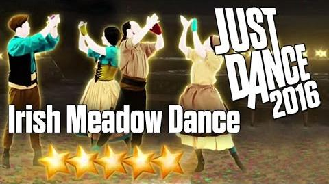 Just Dance 2016 - Irish Meadow Dance - 5 stars