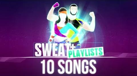 Just Dance 2017 Sweat Mode - 10 songs