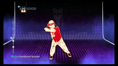 Just Dance 4 Dance Mash-Up - Super Bass (5 Stars)-0