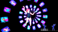 Justdance jd2014 gameplay