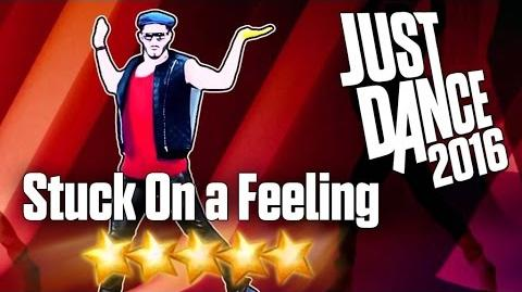 Stuck On A Feeling - Just Dance 2016