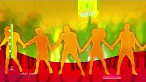 The World Is Ours - Just Dance 2014