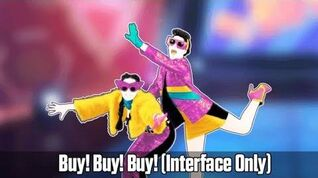 Buy! Buy! Buy! (Interface Only) - 舞力全开:活力派
