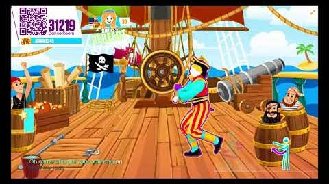 Fearless Pirate - Just Dance Now