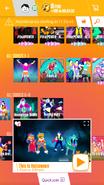 Halloweenquat jdnow menu phone 2017