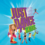 JustDanceKids albumcover