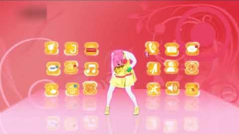 Just Dance 4 Call Me Maybe (NO HUD)-0