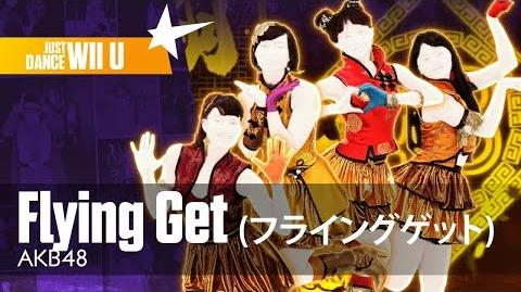 Just Dance Wii U Flying Get (フライングゲット) by AKB48