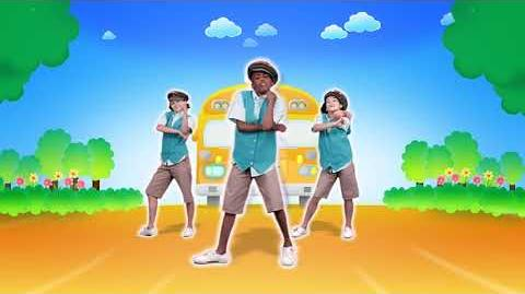 Wheels on The Bus - Just Dance Now (No GUI)