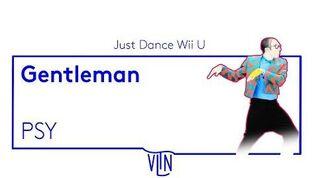 Gentleman - PSY Just Dance Wii U