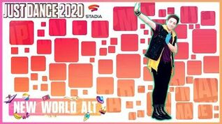 New World (World Cup Champion Version) - Just Dance 2020